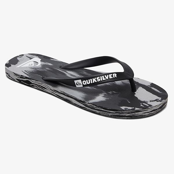 Вьетнамки QUIKSILVER Molokai Marled Black/Grey/Black