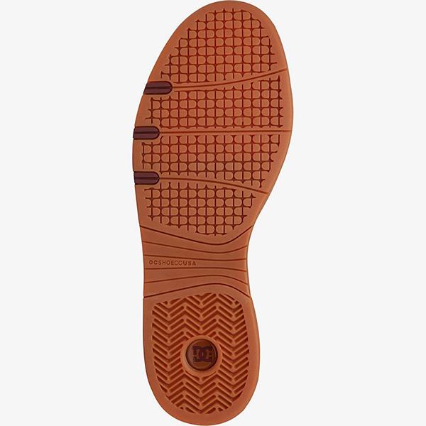 Кеды DC Shoes Legacy98 Mar Maroon