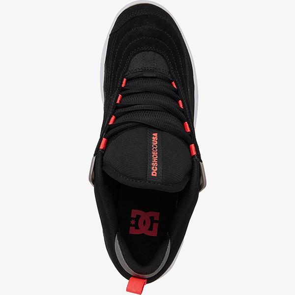 Кроссовки DC Shoes Williams Slim Black/Hot Pink