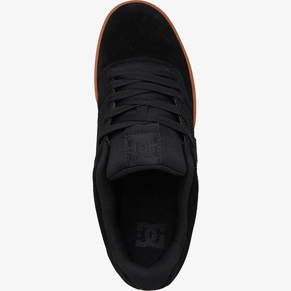 Кроссовки DC Shoes Central Black/Gum