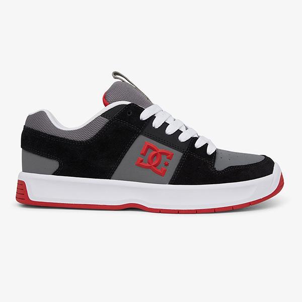 Кроссовки DC Shoes Lynx Zero Black/Grey/Red