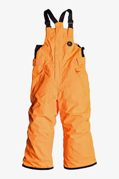 Комбинезон сноубордический детский QUIKSILVER Boogie Kids Shocking Orange