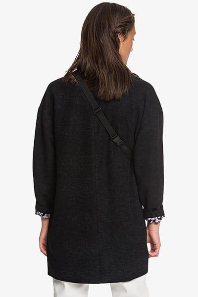 Пальто женское QUIKSILVER Premium Coat Tap Shoe