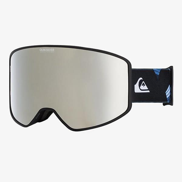 Маска для сноуборда QUIKSILVER Storm Sportline True Black