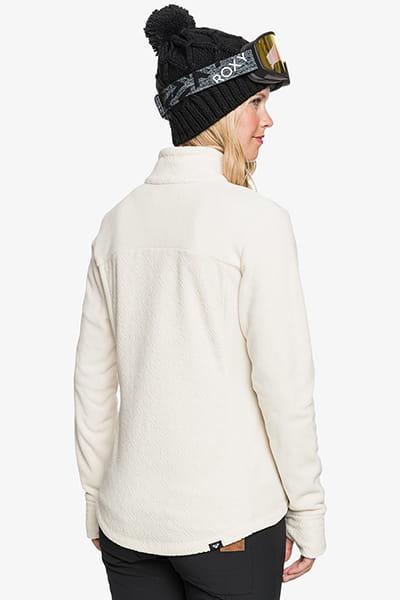 Куртка женская Roxy Surface Zip Angora