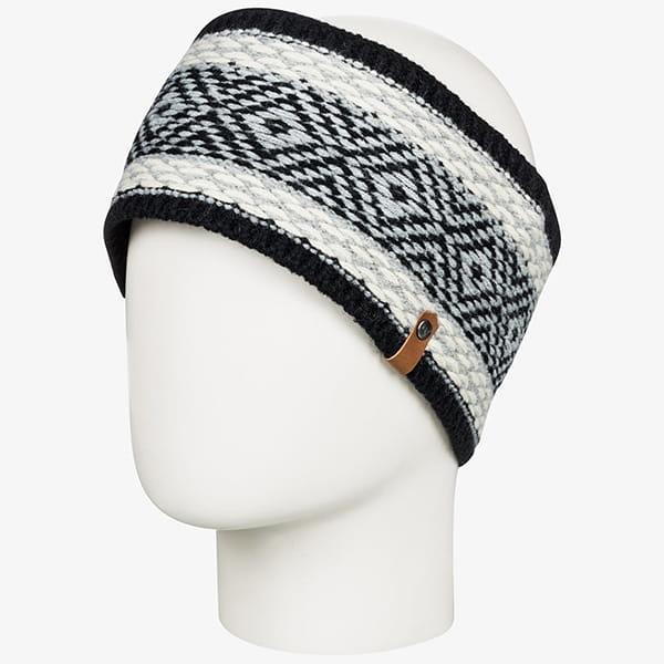 Повязка женская Roxy Talya Headband True Black
