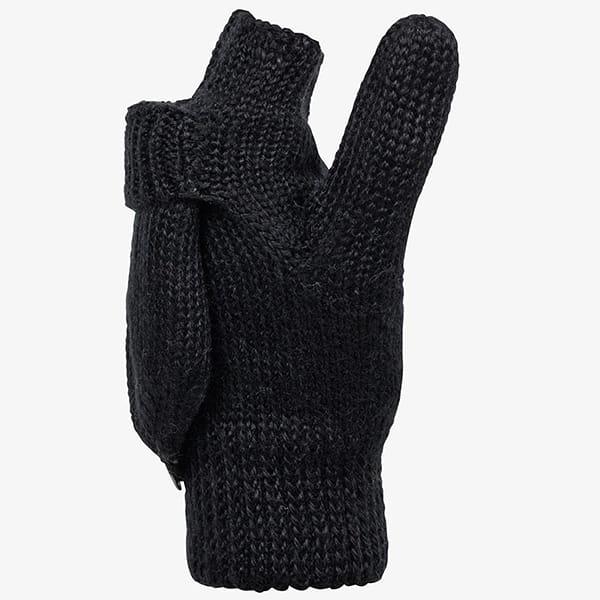 Перчатки сноубордические женские Roxy Caldeira Mitt True Black