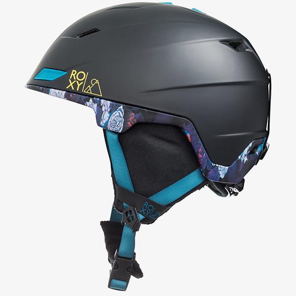 Шлем для сноуборда женский Roxy Loden Women True Black Sammy