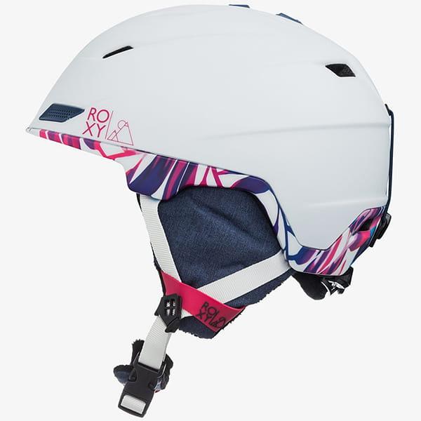 Шлем для сноуборда женский Roxy Loden Women Bright White Bright