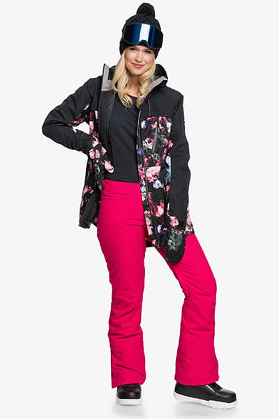 Штаны сноубордические женские Roxy Backyard Jazzy