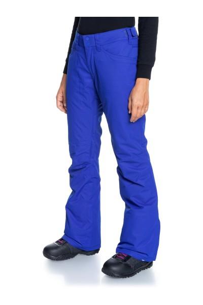 Штаны сноубордические женские Roxy Backyard Mazarine Blue