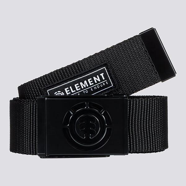 Ремень Element Beyond Belt All Black10-23