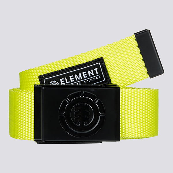 Ремень Element Beyond Belt Limeade-24