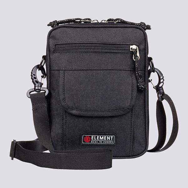 Сумка поясная Element Road Bag Flint Black-28