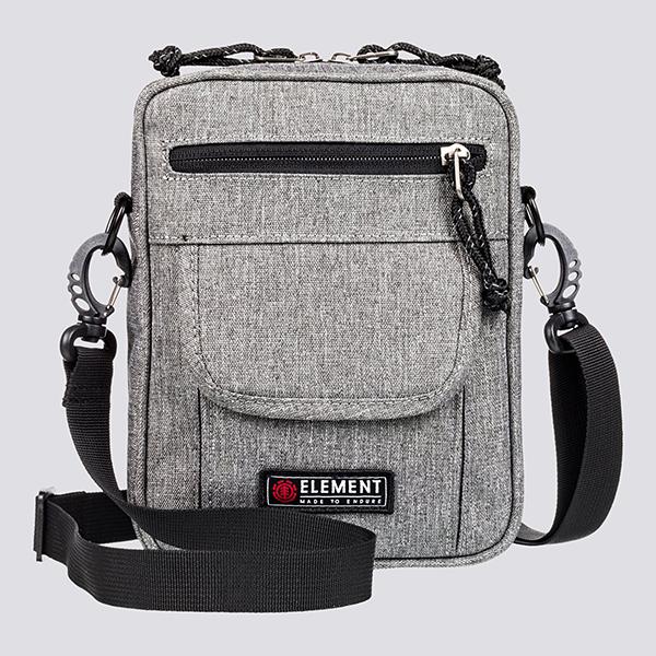 Сумка поясная Element Road Bag Grey Heather-29