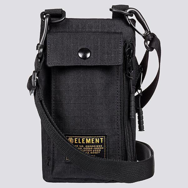 Сумка поясная Element Recruit Street Pouch Flint Black-30