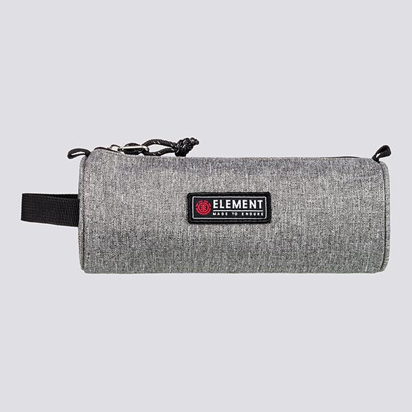 Пенал Element School Pencil Case Grey Heather-35