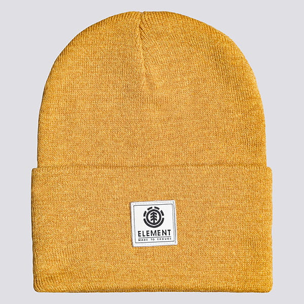 Шапка Element Dusk Beanie Old Gold