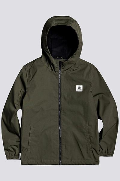 Куртка детская Element Alder Boy Forest Night