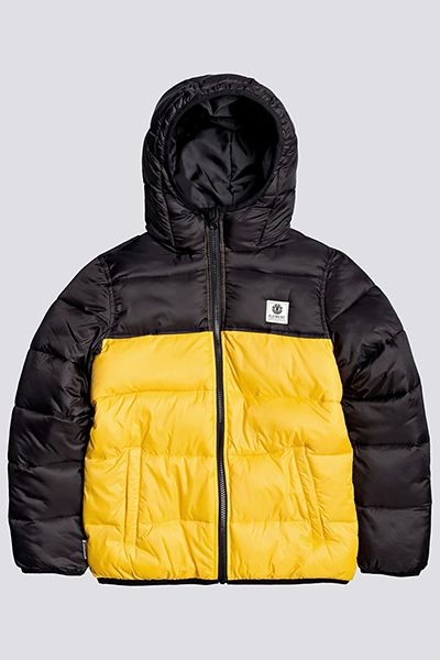Куртка детская Element Alder Avalanche Boy Old Gold