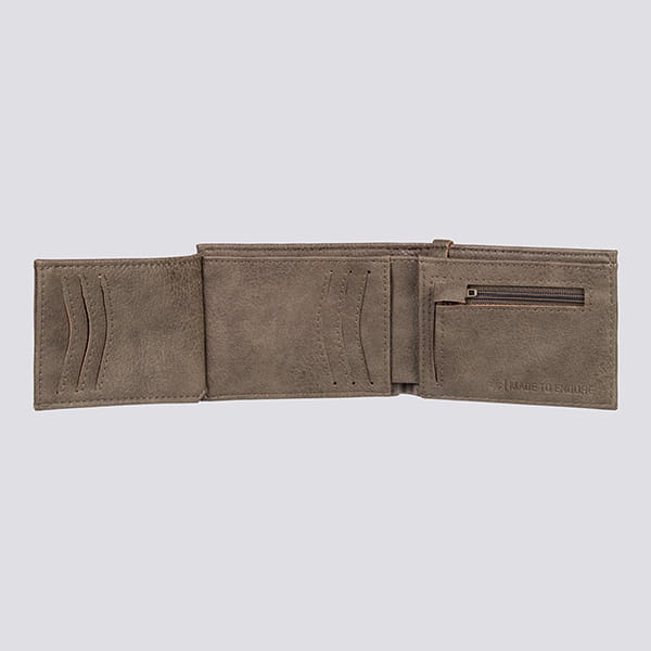 Кошелек Element Segur Wallet Taupe