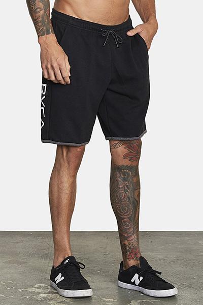 Шорты Rvca Sport Short Black