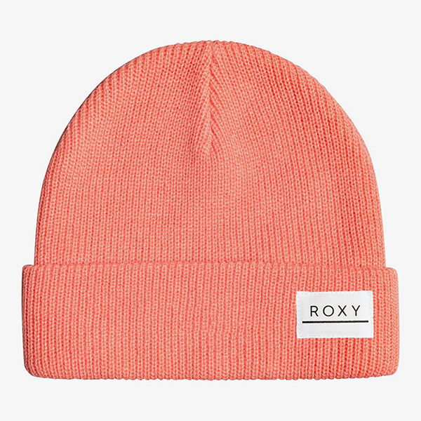 Шапка женская Roxy Harper Beanie Fusion Coral