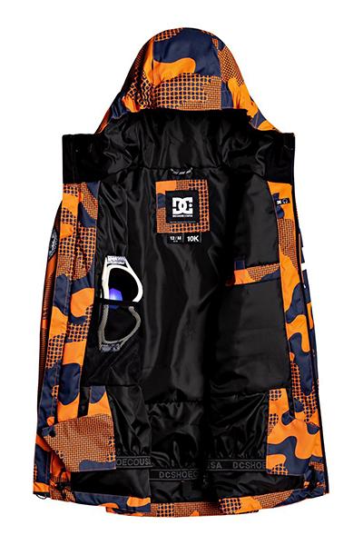 Куртка сноубордическая детский DC Shoes Prpagandaythjk Pill Camo