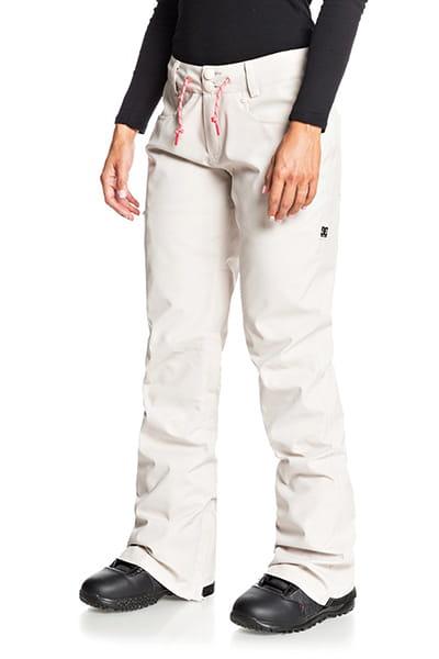 Штаны сноубордические женские DC Shoes Viva Pant Gray Morn