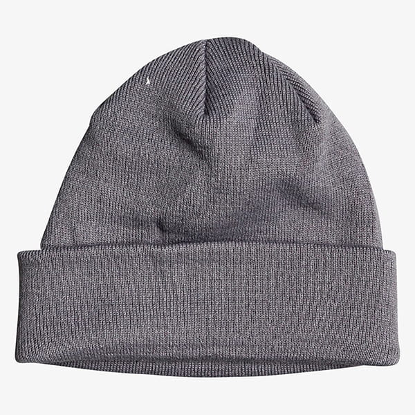 Шапка DC Shoes Workman Beanie Frost Gray
