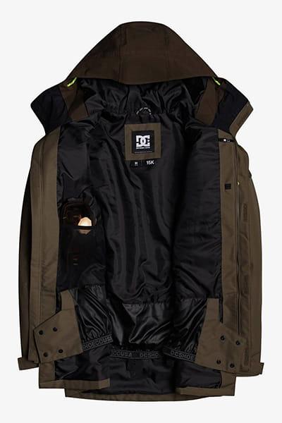 Куртка сноубордическая DC Shoes Haven Tarmac