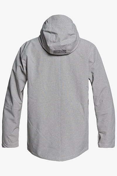 Куртка сноубордическая DC Shoes Servo Jacket Frost Gray