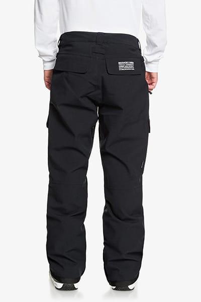 Штаны сноубордические DC Shoes Code Pant Black