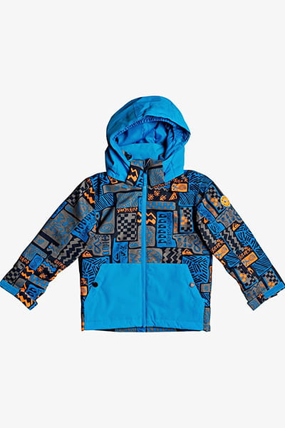 Куртка сноубордическая детский QUIKSILVER Little Miss Navy Jamo