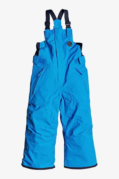 Комбинезон сноубордический детский QUIKSILVER Boogie Kids Brilliant Blue