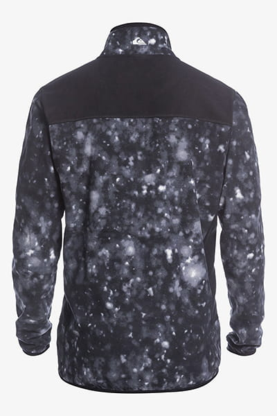 Джемпер QUIKSILVER Aker Fleece True Black Woolflake