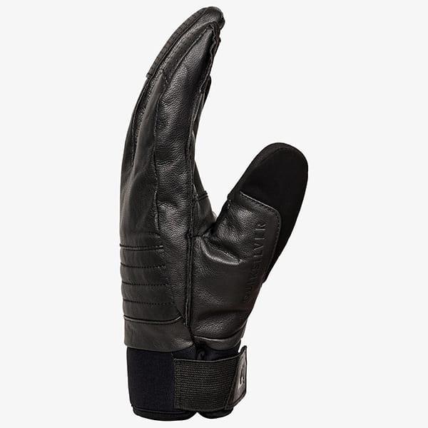 Перчатки сноубордические QUIKSILVER Gore Glove True Black