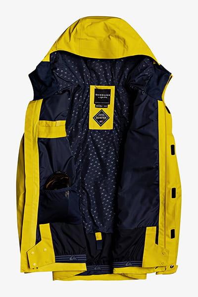 Куртка сноубордическая QUIKSILVER Mission Gore Sulphur