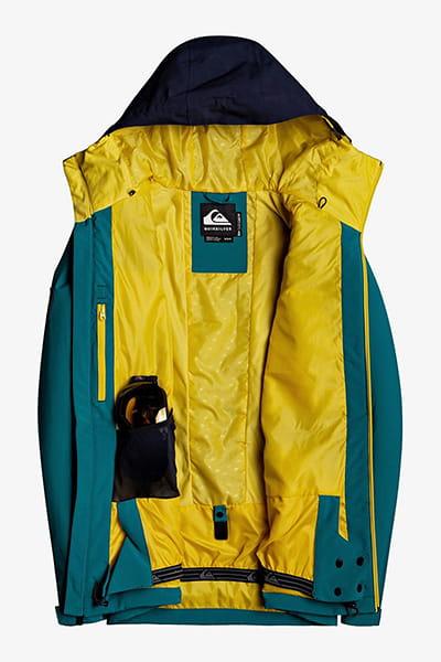 Куртка сноубордическая QUIKSILVER Cordillera Everglade