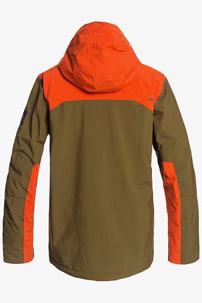 Куртка сноубордическая QUIKSILVER Cordillera Military Olive