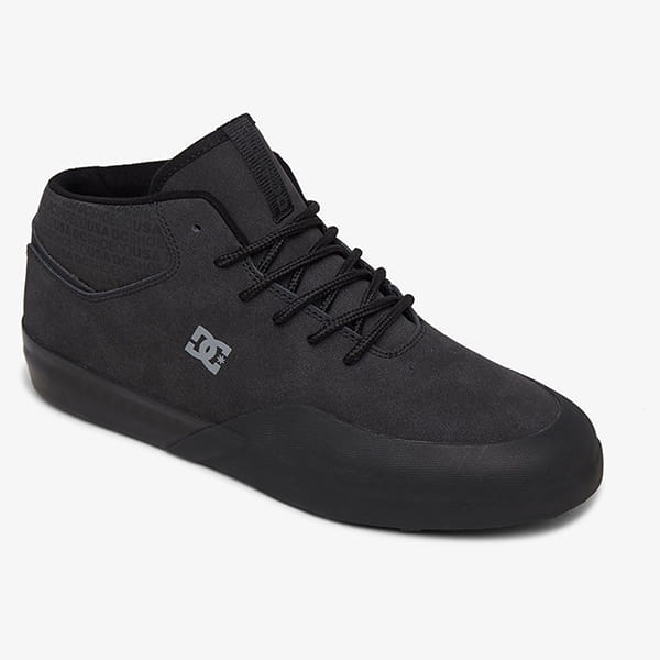 Кеды DC Shoes Infinite Wnt Black/Battleship/Bla