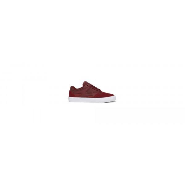 Кеды DC Shoes Kalis Vulc Maroon