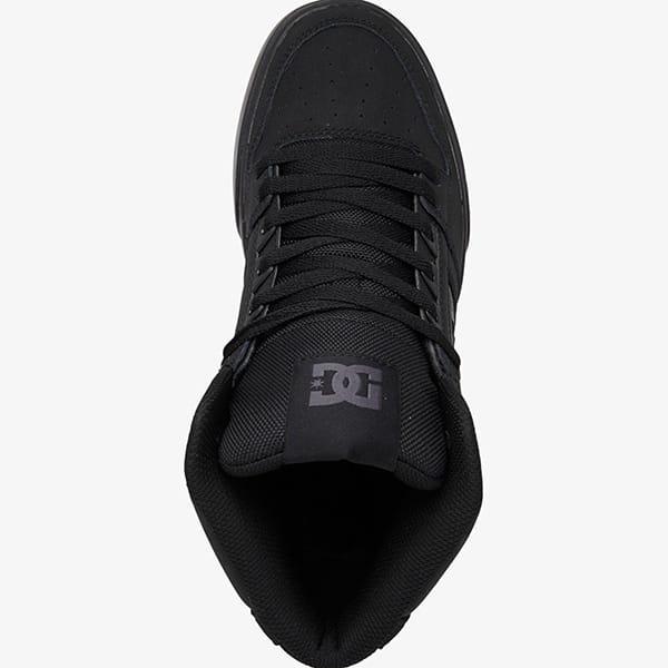 Кеды DC Shoes Pure Black/Camo