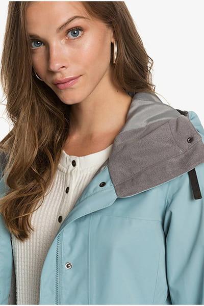 Куртка женская Roxy Starless Parka Tourmaline