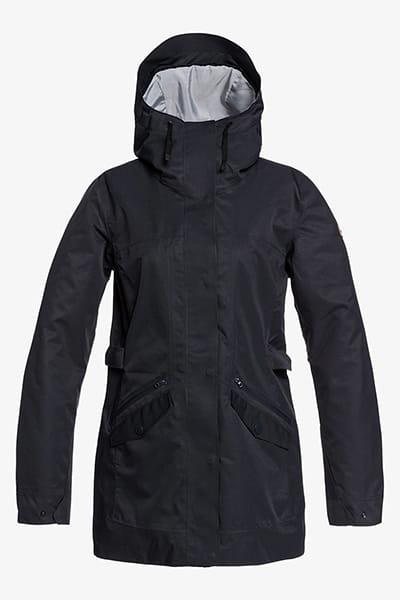 Куртка женская Roxy Starless Parka True Black