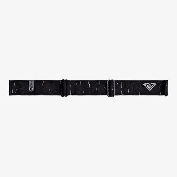 Маска для сноуборда женская Roxy Popscreen True Black