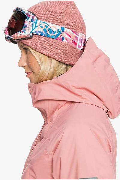 Куртка сноубордическая женский Roxy Dusk Jk Dusty Rose