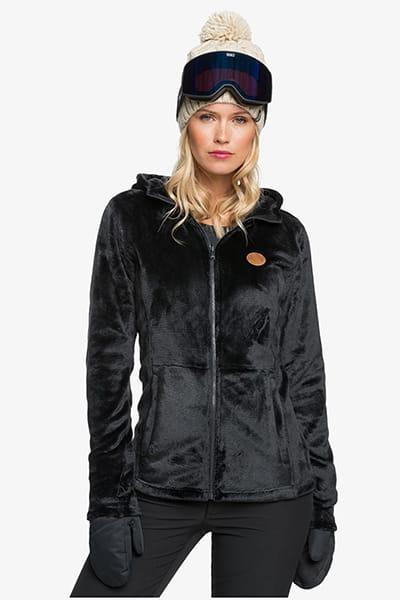 Куртка сноубордическая женский Roxy Jetty 3n1 True Black Sammy
