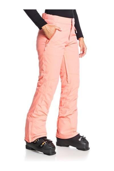 Штаны сноубордические женские Roxy Montana Fusion Coral