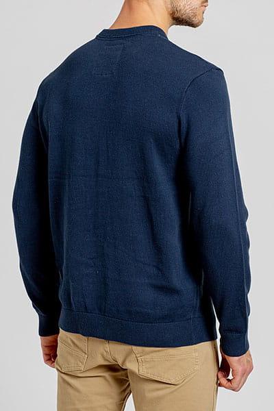 Джемпер QUIKSILVER New Marin Sweat Navy Blazer